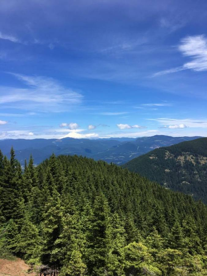 Backpacking in the Pacific Northwest - Day One or One (Really Long) Day 03