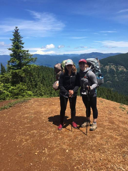 Backpacking in the Pacific Northwest - Day One or One (Really Long) Day