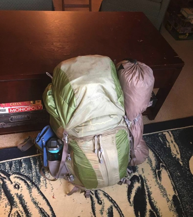 Backpacking in the Pacific Northwest Gear Packing List Post