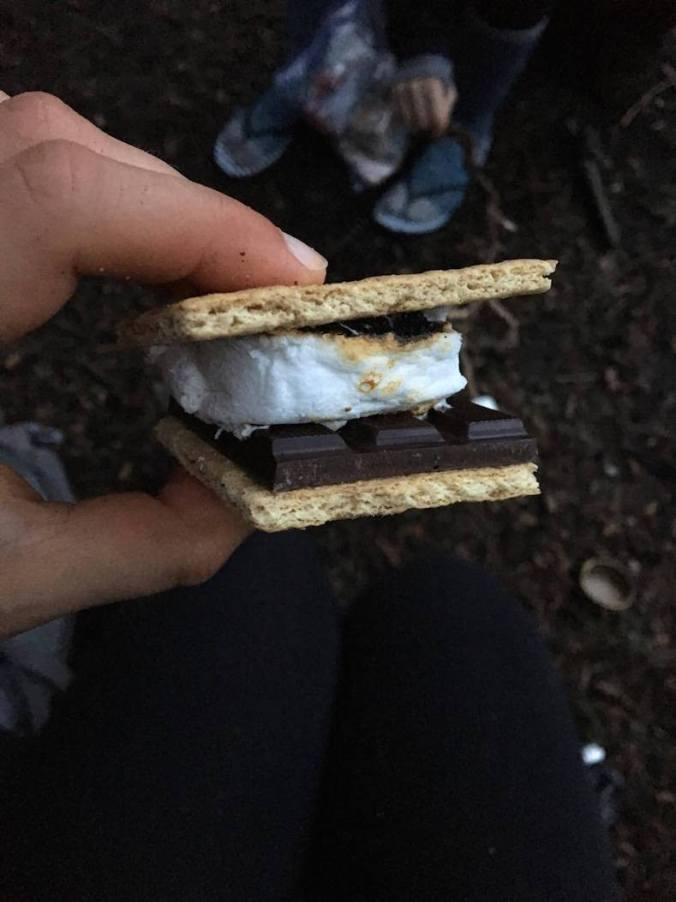 Backpacking in the Pacific Northwest Gear Packing List Smores