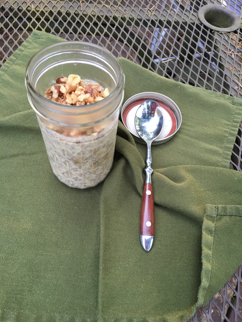 Dried Plum Overnight Oats Recipe | This Miss Cooks