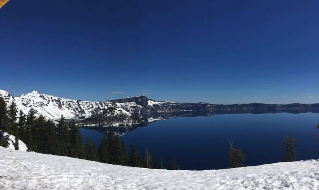 Travel Guide to Crater Lake 08