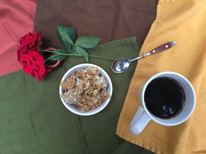 Dried Fig Overnight Oats