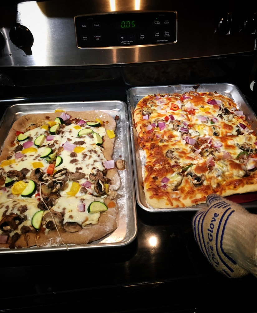 DIY Pizza Bar recipe from Gimme Some Oven