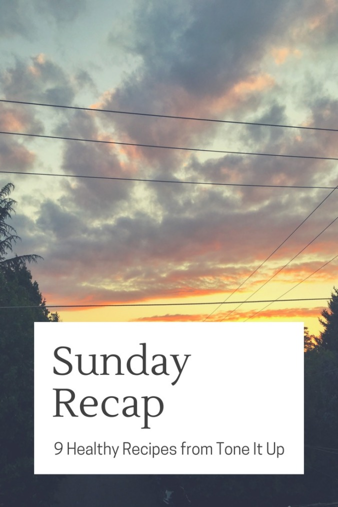 Sunday Meal Recap | This Miss Cooks